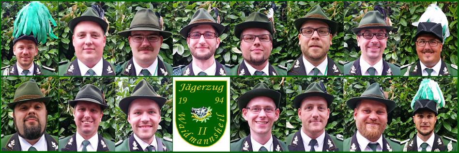 Jägerzug Waidmannsheil II